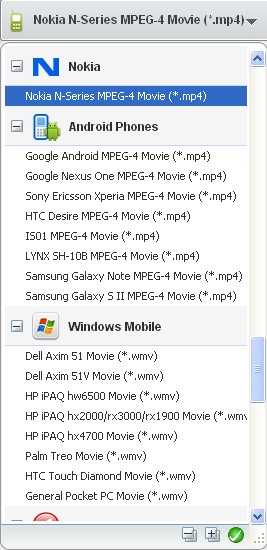 Nokia N9 Video Converter - Easily convert videos to Nokia N9