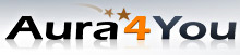 Aura4You Logo - Download all multimedia software - DVD ripper, video converter, audio converter, YouTube downloader, FLV player, DVD cloner and more.