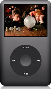 Use iPod classic video converter to rip DVD movies and convert video formats